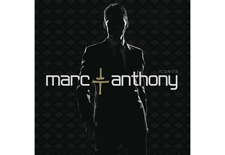 Marc Anthony - Iconos - (CD)