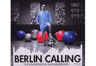 Paul Kalkbrenner/Ost - Berlin Calling - The Soundtrack By Paul Kalkbrenner - (CD)