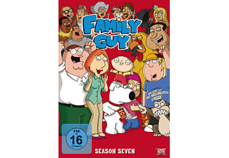 Family Guy - Staffel 7 - (DVD)