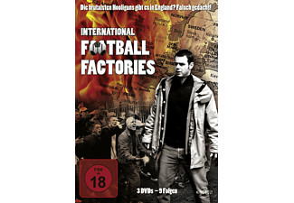 International Football Factories [DVD]