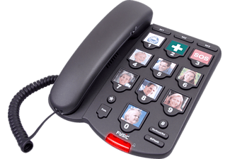 FYSIC FX-3200 BIG BUTTON MET FOTO DIALER
