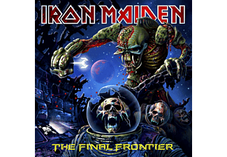 Iron Maiden - The Final Frontier - (CD)