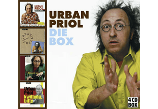 Urban Priol - Urban Priol - Die Box - (CD)