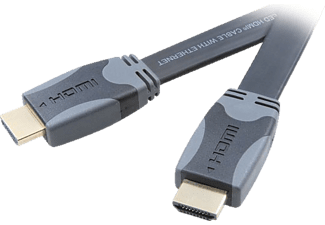 VIVANCO (42103) HDMI <lt/>-<gt/> HDMI HS+ETHERNET GOUD 1.5M