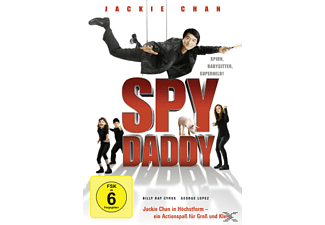SPY DADDY Action DVD