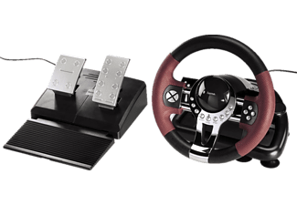 HAMA 51845 Thunder V5 Racing Wheel for PS3