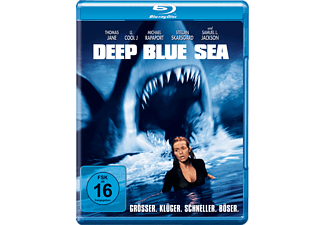 Deep Blue Sea Horror Blu-ray