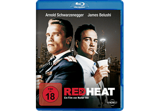 Red Heat - (Blu-ray)