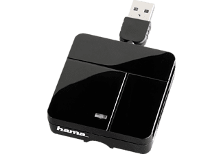 HAMA Multi Cardreader All In One Zwart