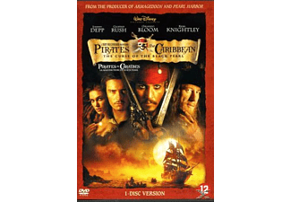 Pirates Of The Caribbean 1 - The Curse Of The Black Pearl | DVD