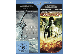 2012 Supernova & Princess of Mars [Blu-ray]