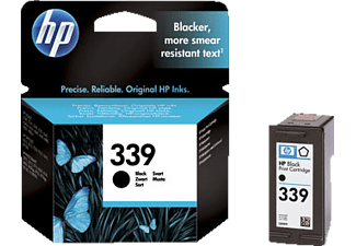 HP 339 Inktcartridge Zwart