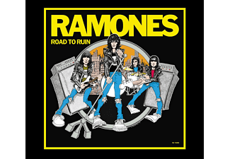 Ramones - Road To Ruin(Expanded & Remastered) [CD]