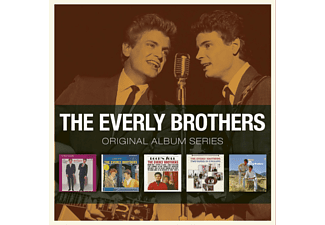 The Everly Brothers - Original Album Series - (CD)
