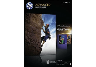 HP Fotopapier Advanced glänzend A4 (Q5456A)