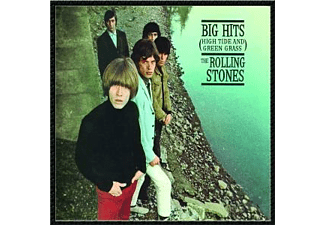 The Rolling Stones - BIG HITS (HIGH TIDE AND GREEN GRASS) - (CD)