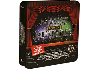 VARIOUS - Magic Musicals - (CD)