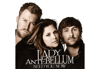 Lady Antebellum Need You Now Pop CD