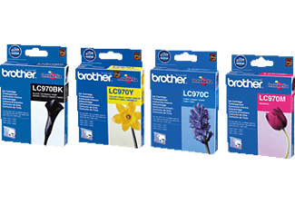 BROTHER LC-970 Quadpack