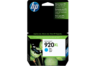 HP 920XL Inktcartridge Cyaan