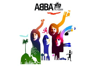 ABBA - The Album - (CD)