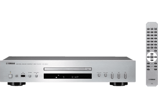 YAMAHA CD-S300, CD Player, Silber