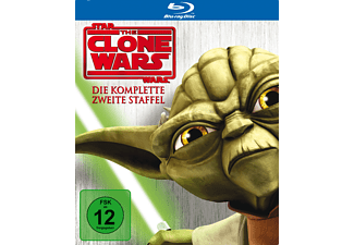 Star Wars: The Clone Wars - Season 2 Animation/Zeichentrick Blu-ray