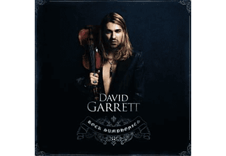 David Garrett - ROCK SYMPHONIES - (CD)