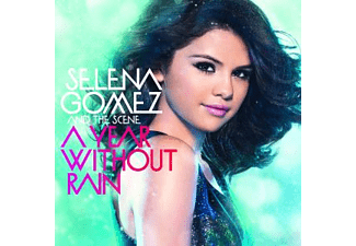 Selena & The Scene Gomez - A YEAR WITHOUT RAIN - (CD)