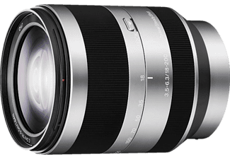 SONY E 18-200 mm f/3.5-6.3 OSS