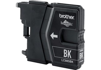 BROTHER LC 985 BK Schwarz