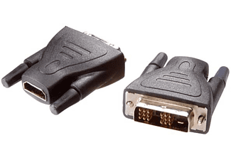 VIVANCO Videoadapter HDMI / DVI-D-connector