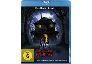 Monster House - (Blu-ray)
