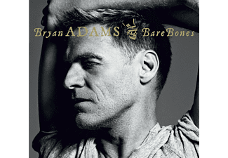 Bryan Adams Bare Bones (Best Of-Live) Rock CD