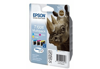 EPSON T1006 Multipack 3-farbig