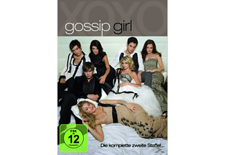 Gossip Girl - Staffel 2 - (DVD)