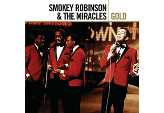 Smokey Robinson & The Miracles - Gold CD