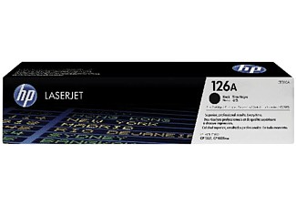 HP 126A Tonercartridge Zwart