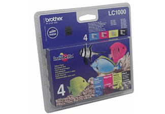 BROTHER LC-1000 Multipack Inktcartridges