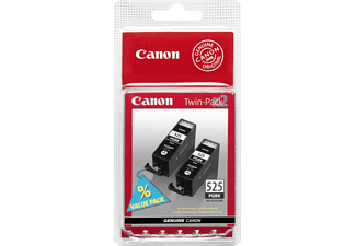 CANON PGI-525 BLACK TWIN PACK  (Schwarz)