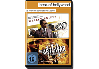 The Art Of War: Die Vergeltung / The Art Of War 2: Der Verrat (Best Of Hollywood) [DVD]