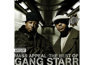 Gang Starr - Mass Appeal: Best Of Gang Starr CD