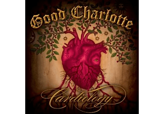 Good Charlotte CARDIOLOGY Rock/Pop CD