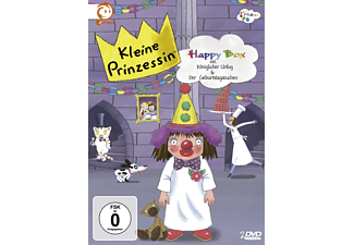 Kleine Prinzessin - Happy Box - (DVD)