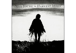 Neil Young - Harvest Moon - (CD)