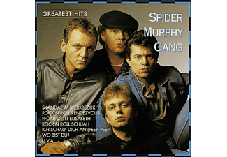 Spider Murphy Gang Greatest Hits Deutschpop CD