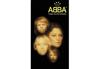 ABBA - Thank You For The Music(Cd-Box) - (CD)