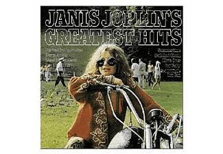 Janis Joplin Janis Joplin's Greatest Hits Rock/Pop CD