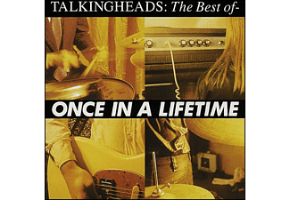 Talking Heads - Once In A Lifetime-Best Of.. - (CD)