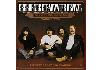 Creedence Clearwater Revival Chronicle: Volume Two Rock CD